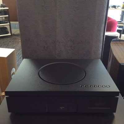Audioconcept / Occasion / NAIM - CD555 + CD555PS-DR
